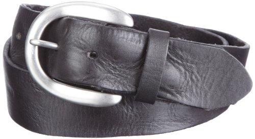 Liebeskind Damen Gürtel LKB501, Gr. 85, Schwarz (black 0001)