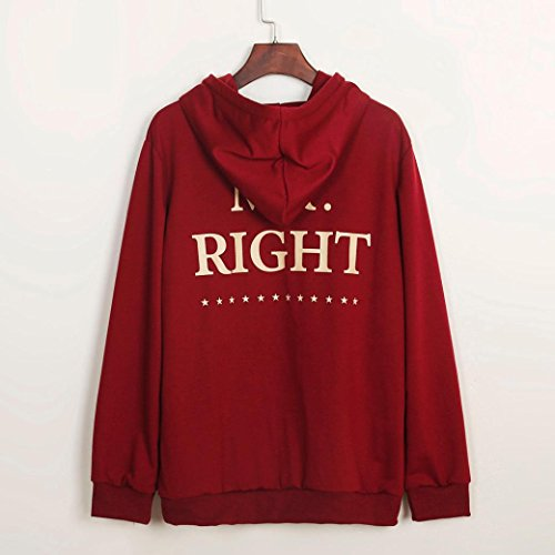 Amazon.com: Family Christmas XMAS Clothes,Sunfei Lovers Clothes Long Sleeve Hoodie Sweatshirt Letter Print Jumper Pullover: Clothing