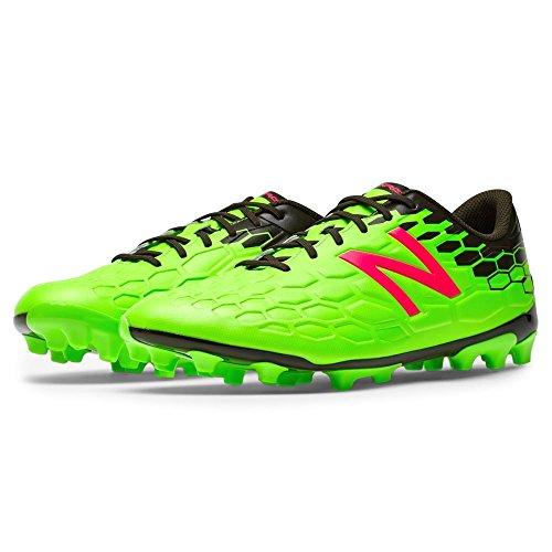 Level Soccer Mid Ag De 2 Balance Visaro cerisier 0 Vert New Chaussures Cerisier Vert t4qRxwB
