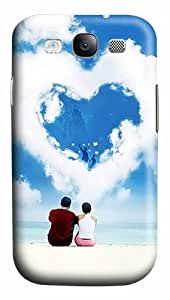 Love Is In The Air Custom Polycarbonate Plastics Case for Samsung Galaxy S3 / S III/ I9300