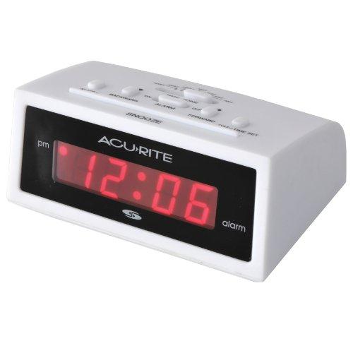 UPC 072397130011, AcuRite 13001 Intelli-Time Digital Alarm Clock