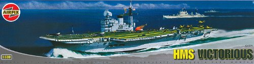 Buy Airfix A04201 1:600 Scale HMS Victorious Warship Classic Kit