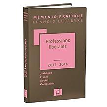 MEMENTO PROFESSIONS LIBÉRALES 2013-2014