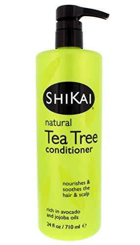Shikai Conditioner Tea Tree, 24 Ounce
