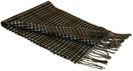 Écharpe tartan carreaux Burns 100/% laine d/'agneau par lochcarron