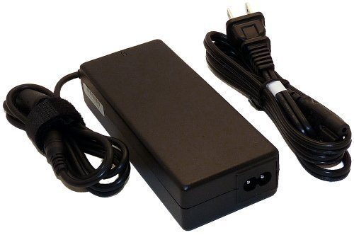 NEW AC Battery Power Charger for HP Pavilion dv4-1147cl dv6-2173CL dv7-1260us dv7-4283CL 463554-002 HDX16 Notebook +Cable Cord