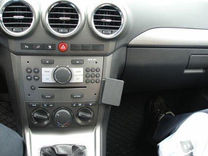 Brodit ProClip 854054 Staffa per Auto ad Incastro Center Mount