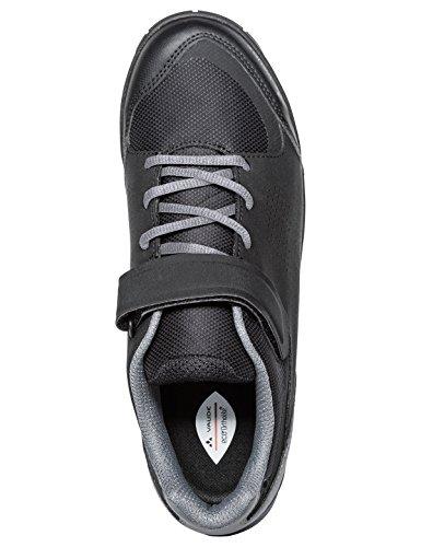 Vaude Unisex-Erwachsene Am Downieville Low Mountainbike Schuhe Schwarz (Black 010)