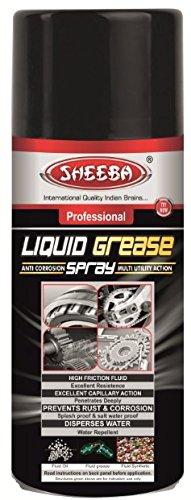 Sheeba SCLGS07 Liquid Grease Spray (150 ml)
