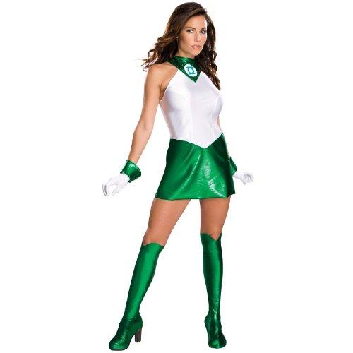 Sexy Green Lantern Costume Adult (Sexy Green Lantern Costumes)