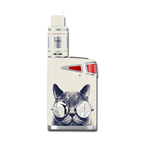 Skin Decal Vinyl Wrap for Smok Marshal G320 Vape Mod stickers skins cover / Cool Cat Kat Shades Glasses Tumblr