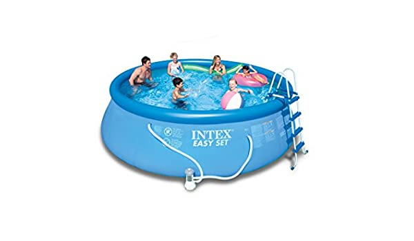 Intex 28167EG - Piscina (Inflable, Alrededor, Fully): Amazon.es ...