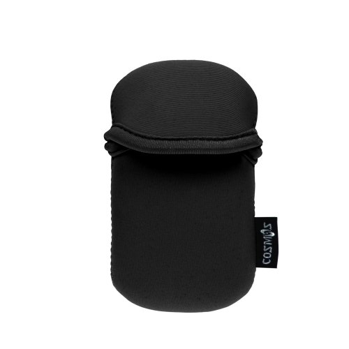 Cosmos Black Color Neoprene Carrying Protection Sleeve Bag Cover for Magic Mouse & Apple Magic Mouse 2