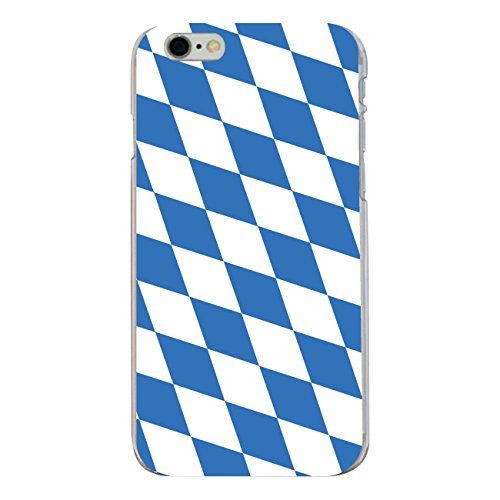 "Disagu Design Case Schutzhülle für Apple iPhone 6 PLUS Hülle Cover - Motiv ""Bayern-Flagge"""
