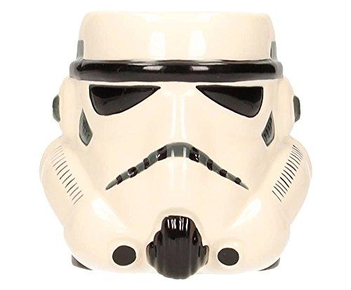 DC Comics SDTSDT89432 Star Wars Stormtrooper 3D Ceramic Mug