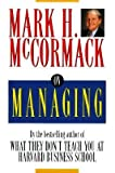 On Managing, McCormack, Mark H., 0787115649