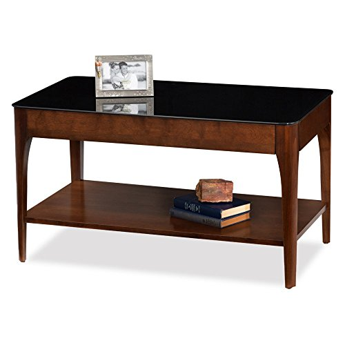 Leick Furniture Obsidian Coffee Table