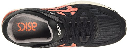 Asics Chili 9024 Lyte Black Gel Adults' Trainers Unisex V TWR80TrP