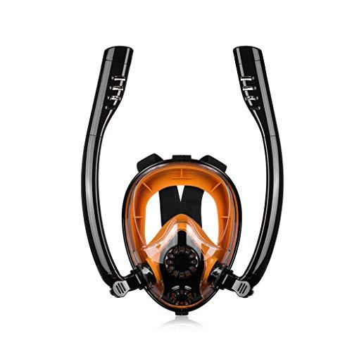 liumiKK Diving Mask Anti Fog Dry Full Face Snorkel Scuba Swimming Underwater Snorkeling Masks For Women Men Adult Kids