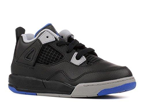 Jordan IV (4) Retro (Toddler) (Jordans Baby Shoes Girls)