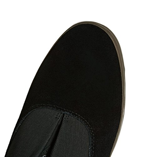 Dylan HUF Slip Dark Chaussures On Black Gum UzqOdz8