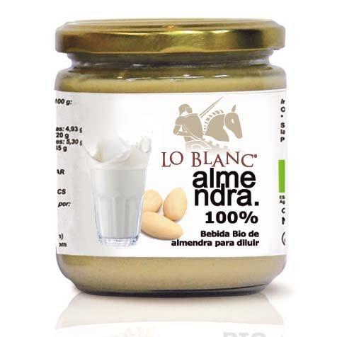 BEBIDA DE ALMENDRA SEMIDESGRASADA BIO - 100% Almendra 325 g: Amazon.es: Alimentación y bebidas