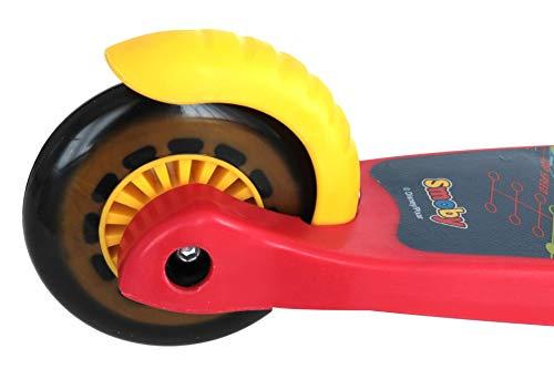 Smoby - Cars Patinete, 750214, Rojo: Amazon.es: Juguetes y ...