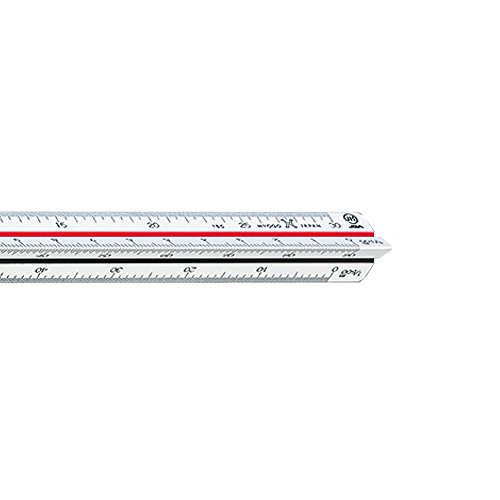 TZ-1561 triangular scale plastic core 15cm (japan import) by Kokuyo Co., Ltd. (Image #4)