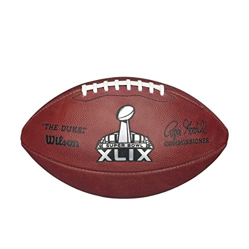 L Super Bowl Football (Wilson Nfl Autograph)