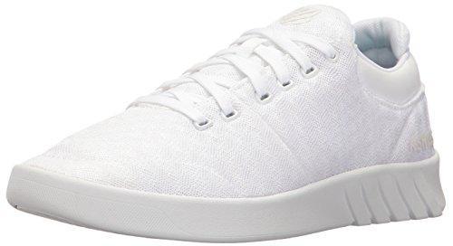 K-swiss Vrouwen Aero Trainer T Sneaker Wit / Wit