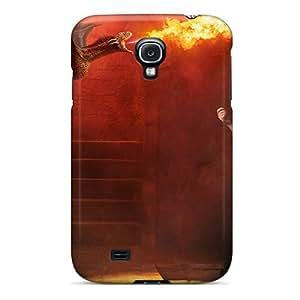 For Galaxy S4 Premium Tpu Case Cover Game Of Thrones Emilia Clarke Protective Case