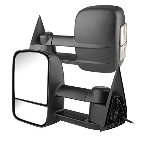 Spyder Auto MIR-CSIL03S-PW-SM Mirror