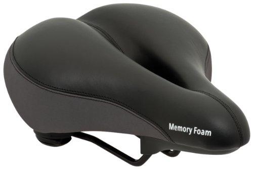 Bell Memory Foam Saddle, Recline - Leather Foam Saddle