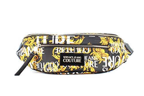 - VERSACE JEANS COUTURE woman bag E1VUBBS4 40328 M27 UNICA Nero stampato