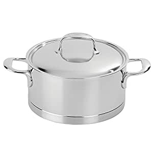 Amazon Com Demeyere 41324 Atlantis 7 Ply Stainless Steel