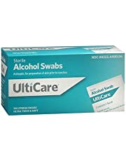 UltiCare Sterile Alcohol Swabs - 100 ct