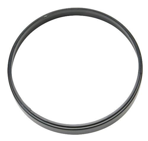 Edelbrock 8093 Black Plastic Air Cleaner Spacer - Filter Spacer