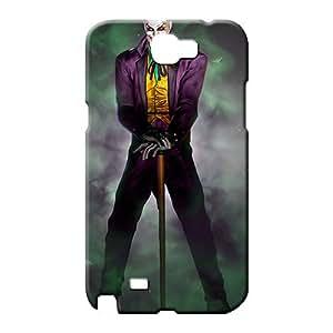 samsung note 2 Brand Fashion High Quality phone case mobile phone shells joker 3d