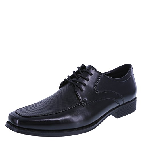 Dexter Black Men's Zeke Perforated Oxfords 7 Regular
