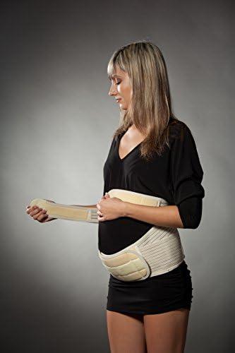 LOREY Hochwertige Schwangerschaftsbandage//Bauchbinde BK-26