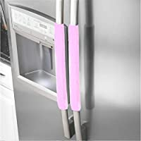 AmaSells - Par de Cubiertas para manijas de refrigerador para ...