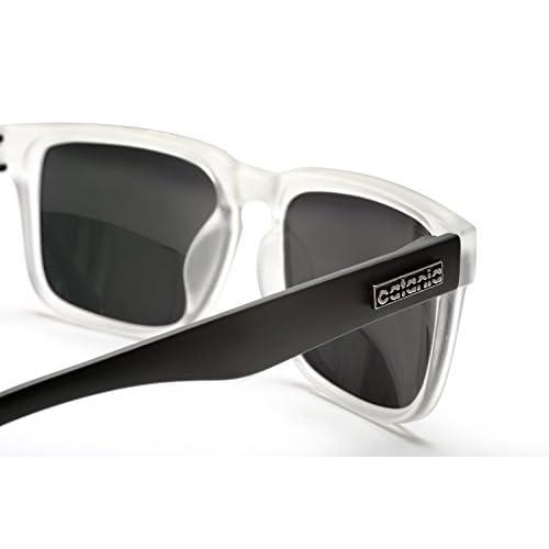 e299fafaf4 De alta calidad Catania Occhiali Gafas de Sol - Modelo Wayfarer Vintage  Classic - Gafas Unisex
