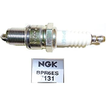 BPR6ES NGK Spark Plug for Honda Engines & Other Small Engines