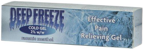 Deep Freeze Cold Gel 2% w/w - Gel Deep Freeze