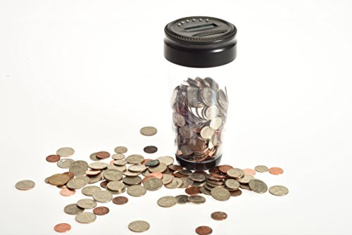 Digital Coin Tumbler - Coin Counter Change Organizer fits Car Cup Holders Cars - Automatically Totals the Value of U.S. Coins Photo #7