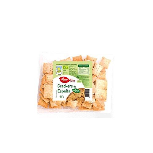 ijsalut - crackers espelta sesamo bio granero integral 150 ...
