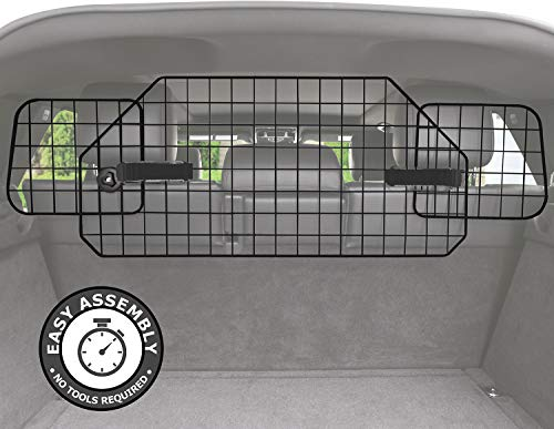Pawple Dog Barrier for SUV