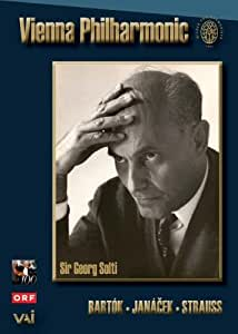 Sir Georg Solti Leads the Vienna Philharmonic [Import]