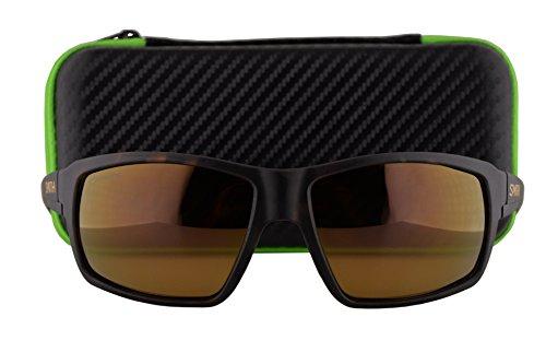 fca1a843e2 Smith Colson Sunglasses Matte Tortoise w Polarized ChromaPop Bronze Mirror  Lens SST - Buy Online in Oman.