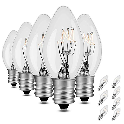 15W Salt Rock Lamp